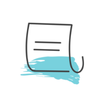 Icon of a Newsletter