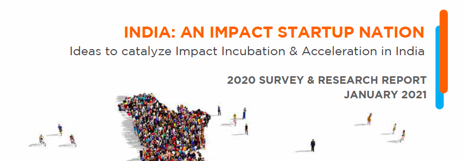 Ideas to catalyze Impact incubation & acceleration in India