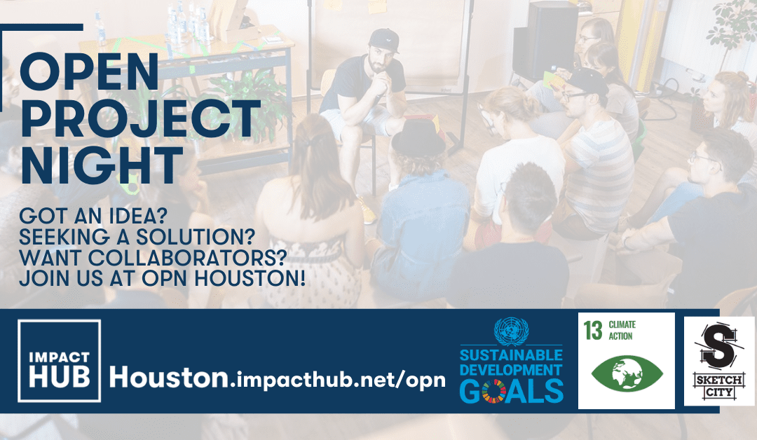 Open Project Night: Focusing on Climate Action!