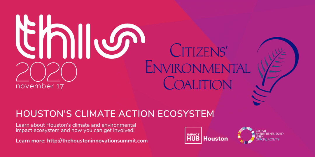 Houston's Climate Action Ecosystem