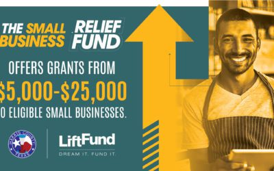 New Partnership with LiftFund: Harris County Small Business Relief Fund Outreach!
